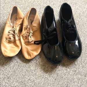 Women's Tap and Ballet Shoes 🩰